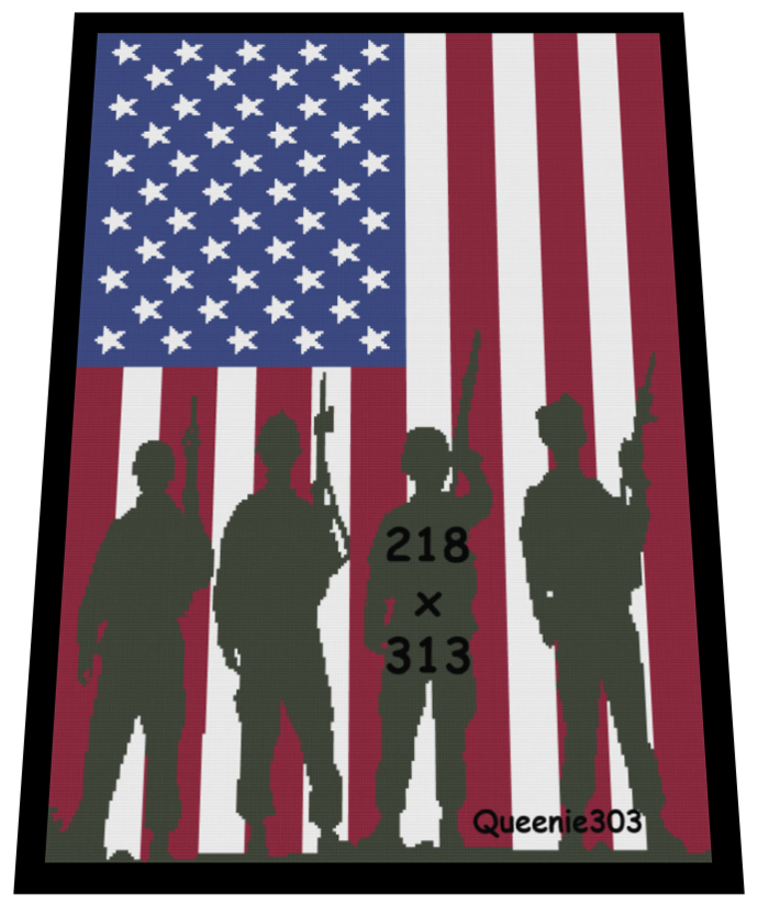 American Soldiers 218x313