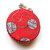 Retractable Tape Measure Balls of Yarn Red Measuring Tape