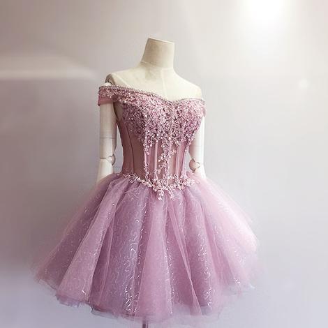 Short Prom Dress Short homecoming dress