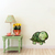 """Woodland Creatures Collection: Tortoise Wall Decal - 8"""" tall x 11"""" wide"""