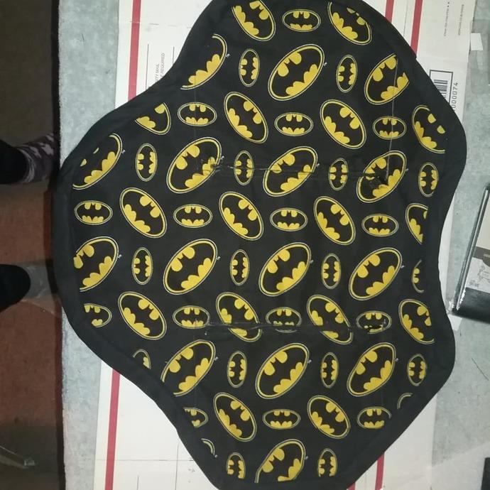 Batman pocket vest