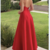 red bridesmaid dresses,red prom dress,red evening gowns,red formal dress,long