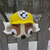 Paw Patrol Rubble Inspired Costume,  Construction Puppy Hat, Birthday gift,