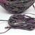 Boho Gypsy HandSpun Recycled Silk Sari Yarn Fingered Weight MULTI MIX COLOR 5