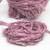 Boho Gypsy HandSpun Recycled Silk Sari Yarn MAUVE PURPLE PINK 2 or 3 Yard