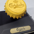 90s Carlsberg Beer 24k Gold Plated Bottle Cap - Sweepstake Prize - New In Box