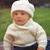 Instant PDF Digital Download Vintage Baby Child's Aran Cable Sweater Jumper