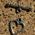 Small Heart Toggles 10-1016
