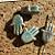 Ceramic Hand Beads