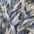 Louisa Harding Sari Yarn NAVY/Sky Blue/Cream with SILVER Metallic Center 2 or 3