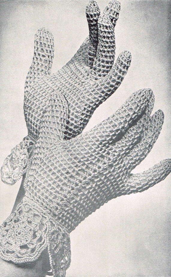 Instant PDF Digital Download Crochet Pattern Womens Ladies Fifties Hat and