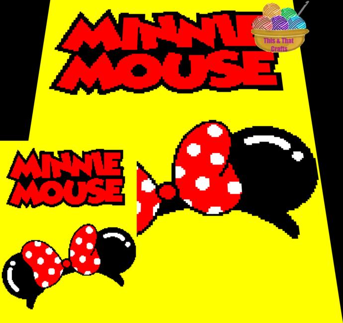 Minnie Mouse (sc)