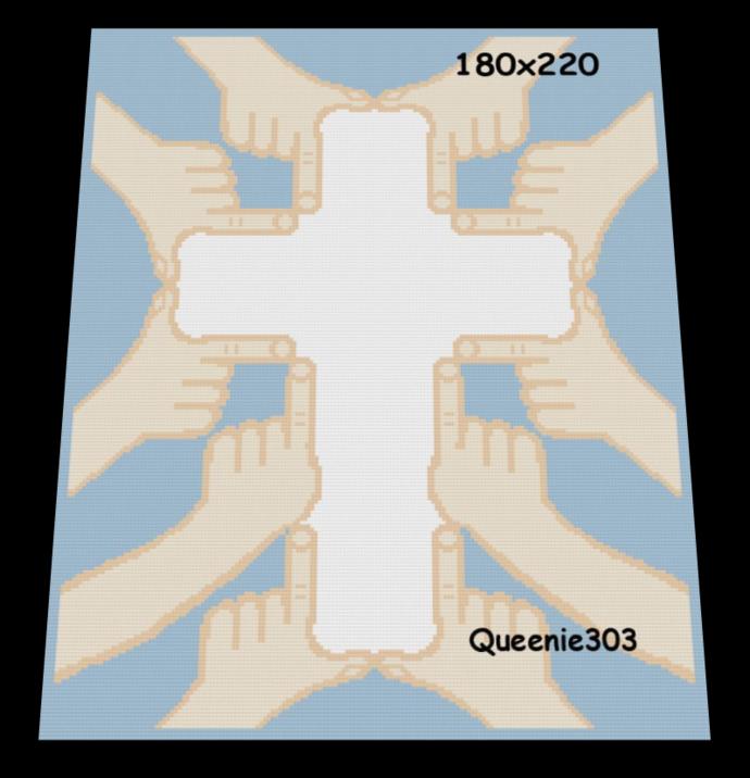 Cross Hands 180x220