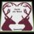 Deer Love 70x70 c2c (CORNER to CORNER)