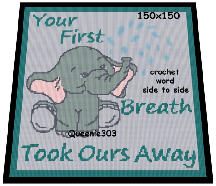 Elephant Your First Breath 150x150