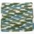 Emerald Green & Teal Washcloths | Crochet Cotton Washcloths | Kitchen Dishcloths