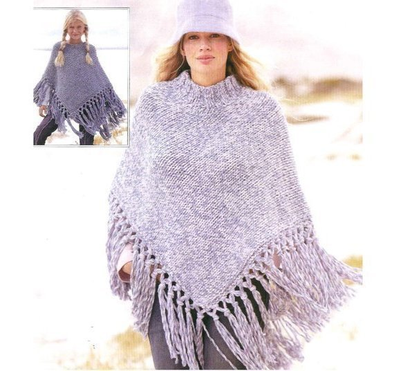 Instant PDF Digital Download Vintage Knitting Pattern Ladies Lady's Women's