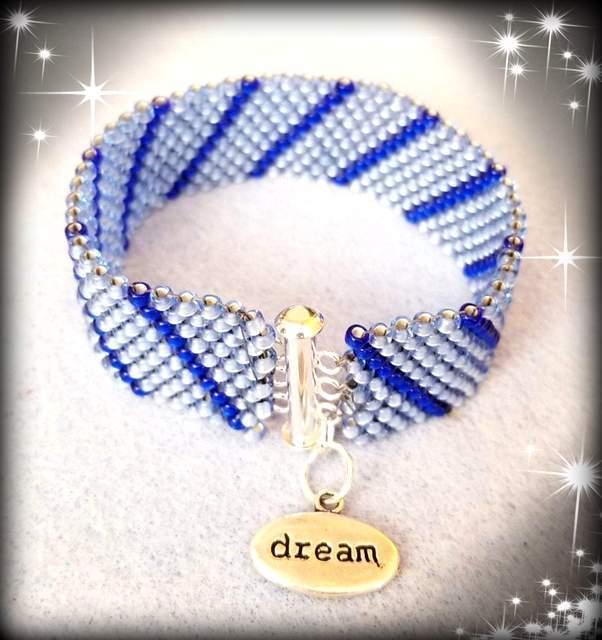 Peyote Dream Cuff Bracelet