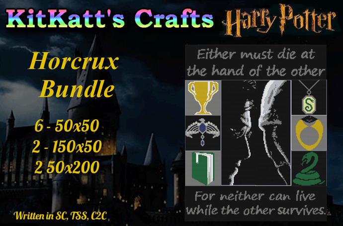 HP Horcrux set