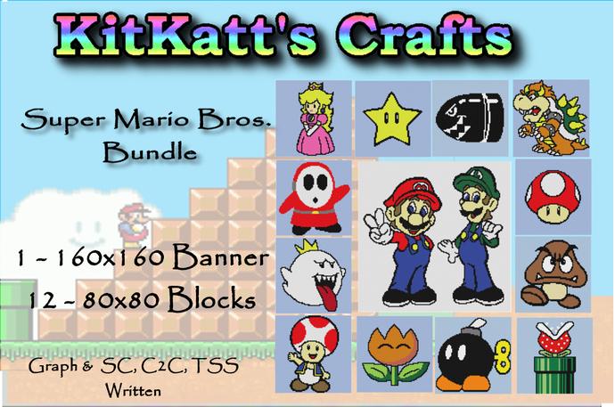 Mario Bros Bundle