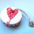 Tape Measure Just Hearts Retractable Measuring Tape