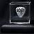 The Cult: commemorative  guitar pick and display case