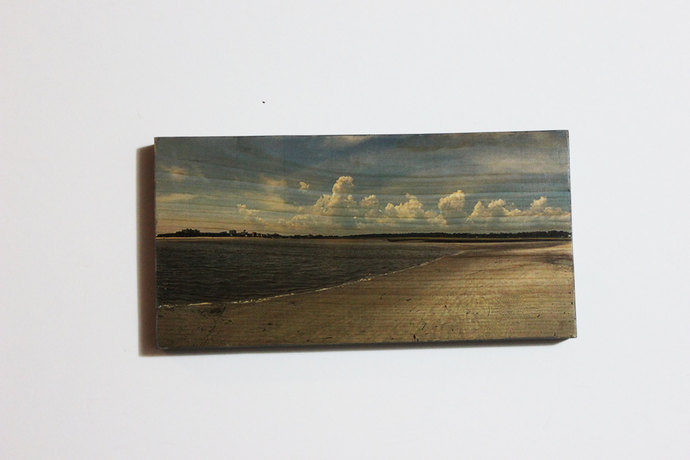 5 x 10 Inch Wood Photo Panel - Your Photos on Wood!
