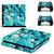 Blue Rocks PS4 Skin