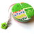 Measuring Tape Rainbow Pattern Retractable Tape Measure