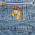 Toddler's Denim Overalls, Upcycled Hand Painted to Show Your Love, Farm Animals,