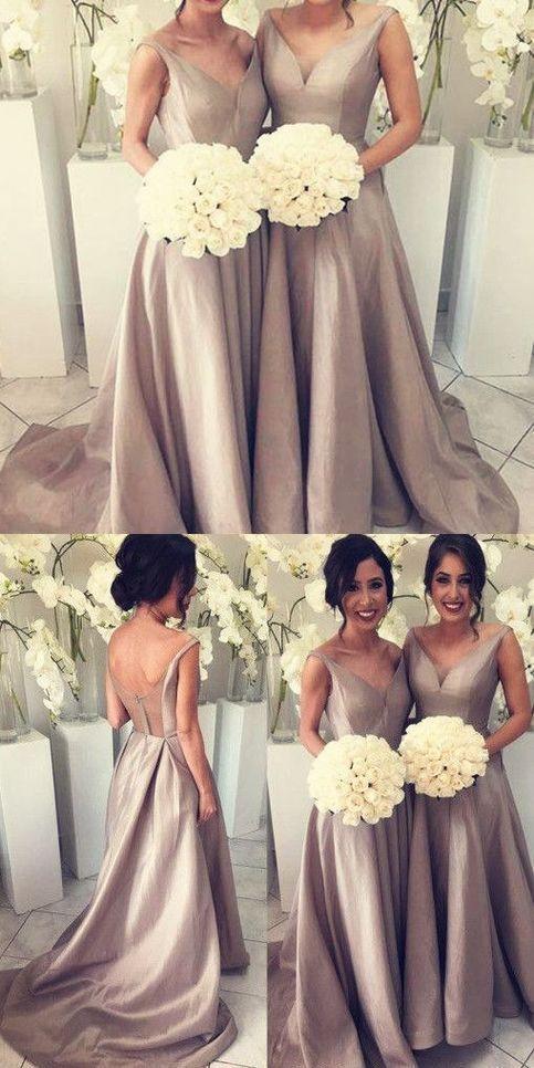 Simple Bridesmaid Dress,Cheap Bridesmaid Dresses,Hot-sale Bridesmaid Dresses,