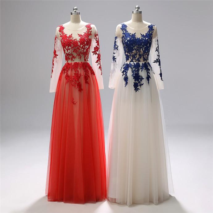 2019 New Arrival,Sexy Prom Dress,Floor-length Evening Dress,Formal Evening