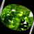7.40 cts Untreated Natural Peridot Gemstone from Supat Mine Pakistan  - 14*11*7