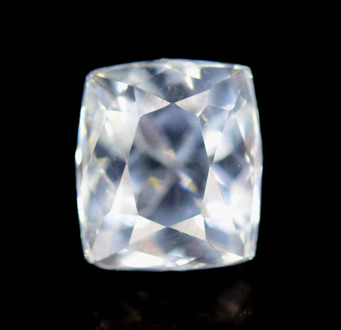 3.20 cts Natural Cut Aquamarine Gemstone from Pakistan - 7*6*5 mm