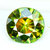 1.50 carats AAA Color Full Fire Natural Chrome Sphene from Skardu Pakistan -