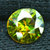 1.70 carats AAA Color Full Fire Natural Chrome Sphene from Skardu Pakistan -