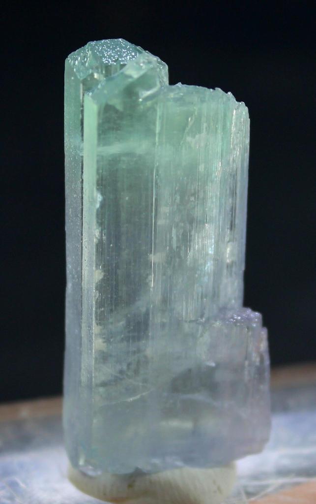 Natural Bi Color Kunzite Crystal Specimen from Afghanistan ~ 17 Gram ~ 42*17*08