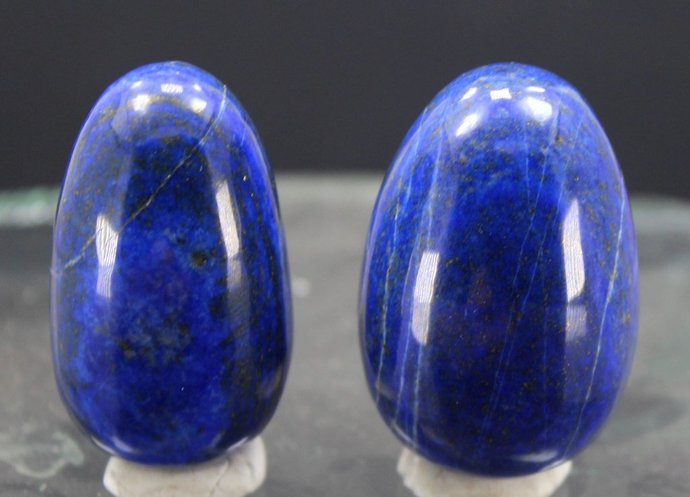 83 Gram Beautiful Blue Color Natural Lapis Lazuli Egg Tumbles