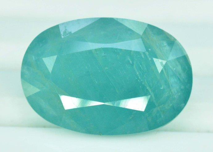9.10 cts Rare Grandidierite Loose Gemstone From Madagascar - 16*11*7 mm