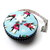 Tape Measure Snowy Penguins Fabric Retractable Measuring Tape