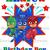 PJ Mask Birthday Boy Iron On Transfer