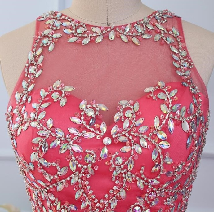 Romantic high quantity two pieces ruffles cinderella quinceanera dresses organza