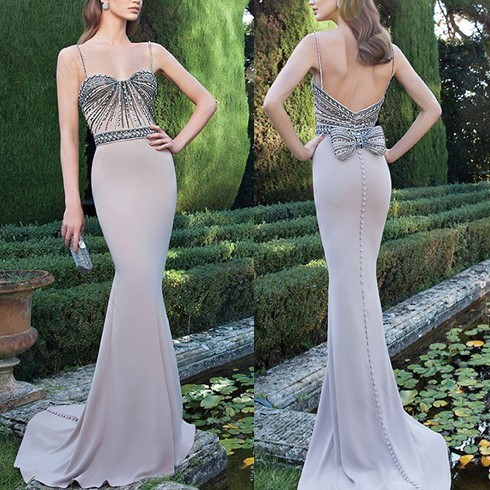 New Design Sweetheart Beads Off the Shoulder Prom Dress Beaded Party Dress Floor
