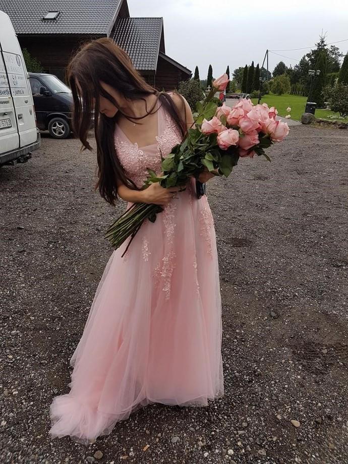 New Arrival Backless Long Evening Dresses Bride Banquet Elegant Floor-length