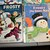 Set of 4  LITTLE GOLDEN BOOKS -  FROSTY the SNOWMAN