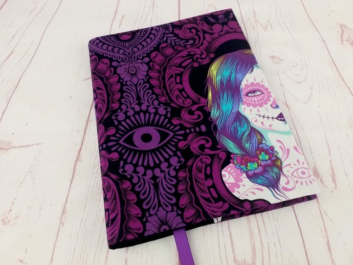 Gothic Purple A5 Journal Cover