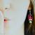 Swarovski earrings;crystal earrings; Sweet Berry Swarovski Crystal by CandyBead