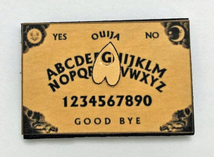 PDF Tutorial - Ouija Board Game Set 1:12