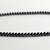 1 Strand 4mm Hematite Hemalyke Beads Round Smooth   Black Gray Beads