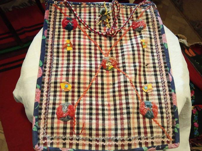 Shoulder Bag Big. Messenger bag. Wedding invitation bag. vintage bag